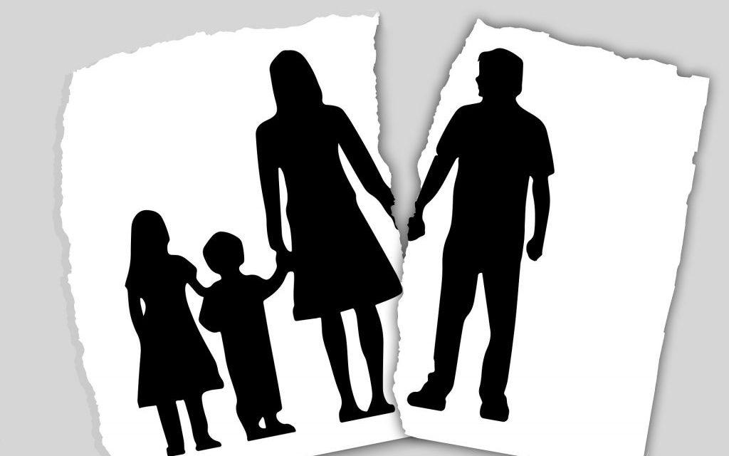 التفكك الأسري